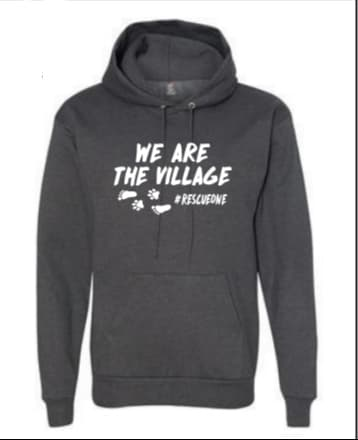 We Are The Village Hoodie